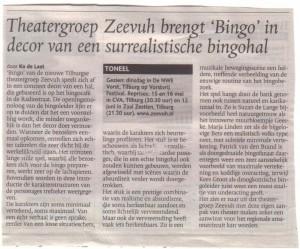 Recensie Brabants Dagblad